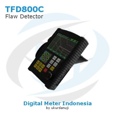 Alat Pendeteksi Keretakan Ultrasonik TMTECK TFD800C