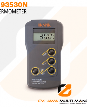 THERMOMETER HANNA INSTRUMENTS