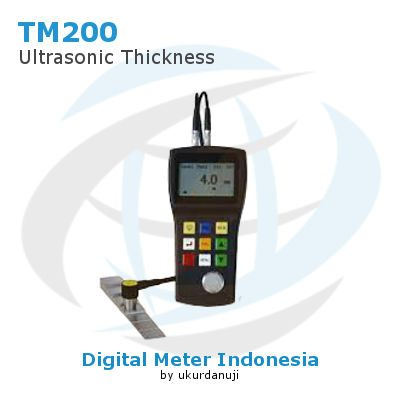 Ultrasonic Thickness Gauge TMTECK TM200