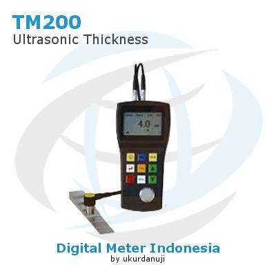 Ultrasonic Thickness Gauge TMTECK TM200