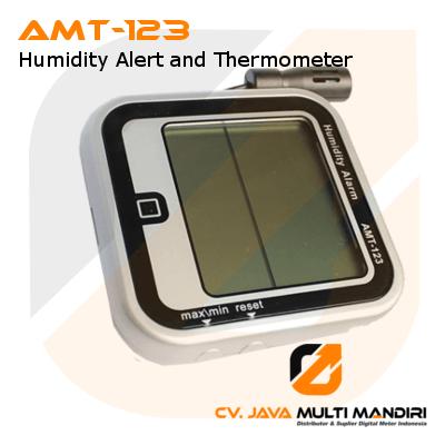 Alarm Kelembaban dan Suhu, Embun Meter AMTAST AMT-123