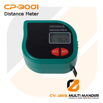 Alat Ukur Jarak Ultrasonik dengan Penyalin AMTAST CP-3001