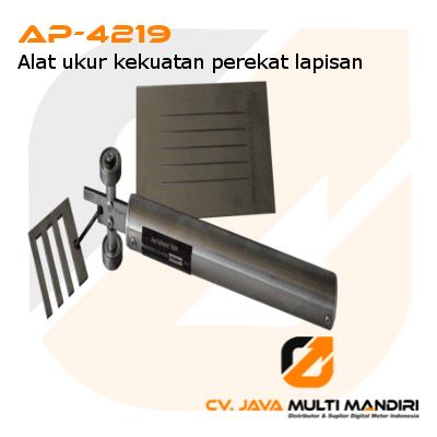 Alat ukur kekuatan perekat lapisan NOVOTEST AP-4219