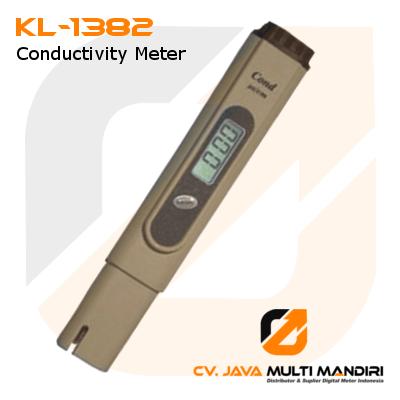 Alat Ukur Konduktivitas Serial AMTAST KL-1382
