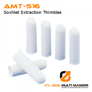 Cellulose Extraction Thimbles AMTAST AMT-S16