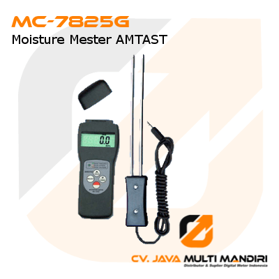 Moisture Meter AMTAST MC-7825G