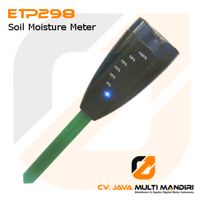 Moisture Meter Tanah Dengan LED AMTAST ETP298
