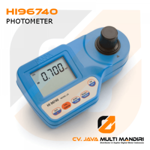 PHOTOMETER HANNA INSTRUMENT HI96740