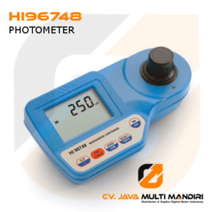 PHOTOMETER HANNA INSTRUMENT HI96748