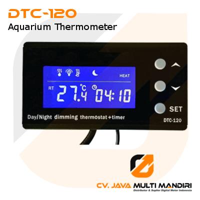 Termometer Akuarium AMTAST DTC-120