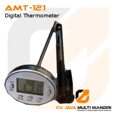 Waterproof Stainless Steel Digital Thermometer HACCP AMTAST AMT-121