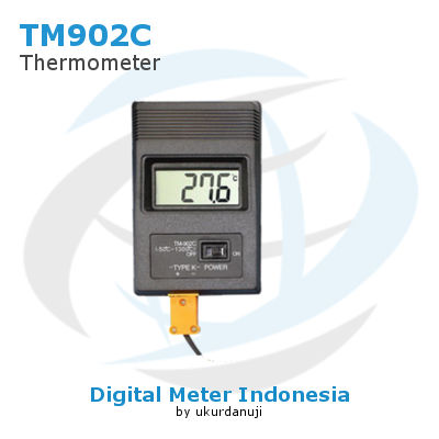 Digital Termometer AMTAST TM902C