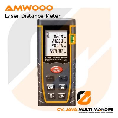 Meteran Laser AMTAST AMW000