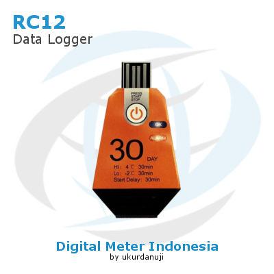 Temperature Data Logger AMTAST RC12