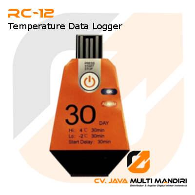 Temperature Data Logger AMTAST RC-12