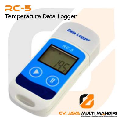 USB Temperature Data Logger AMTAST RC-5