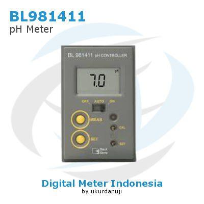 Alat Pemantau pH HANNA INSTRUMENT BL981411