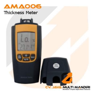 Alat Pengukur Ketebalan Ultrasonik AMTAST AMA006