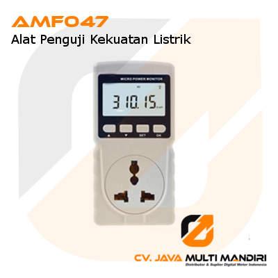 Alat Penguji Kekuatan Listrik AMTAST AMF047