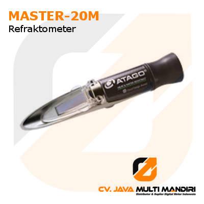 Refraktometer ATAGO MASTER-20M