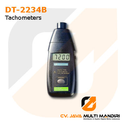 Tachometers Lutron DT-2234B
