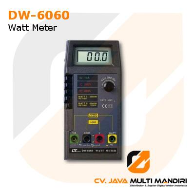 Watt Meter Lutron DW-6060