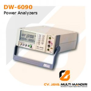 Power Analyzers Lutron DW-6090