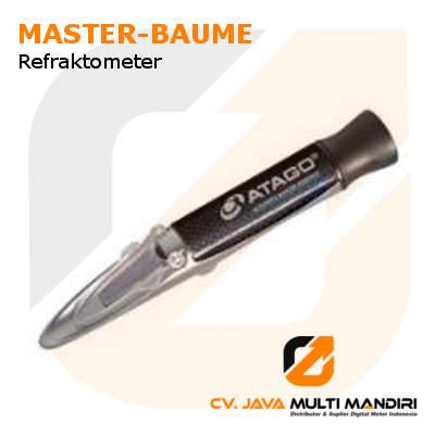 Refraktometer ATAGO MASTER-BAUME