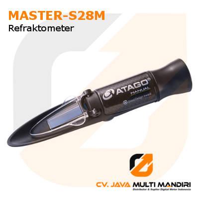 Refraktometer Salinitas ATAGO MASTER-S28M