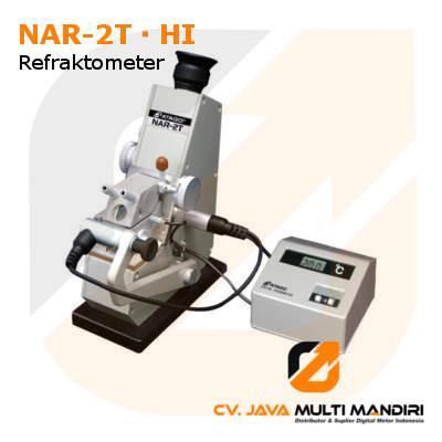 Refraktometer ATAGO NAR-2T・HI