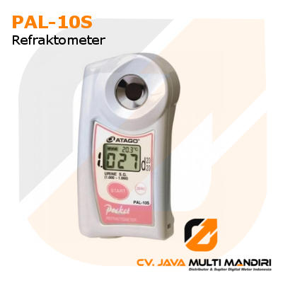 Refraktometer Digital ATAGO PAL-10S