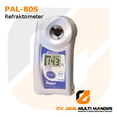 Refraktometer Digital ATAGO PAL-80S