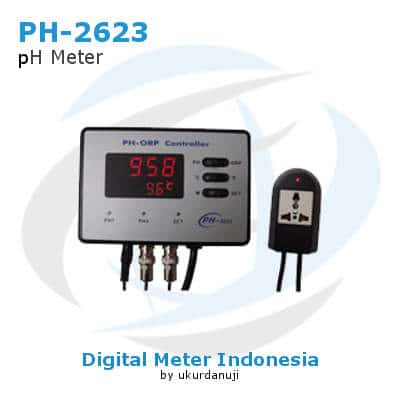 Alat Ukur pH Multifungsi AMTAST PH-2623