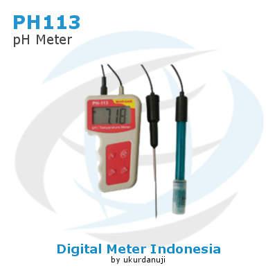 Alat Ukur pH AMTAST PH113