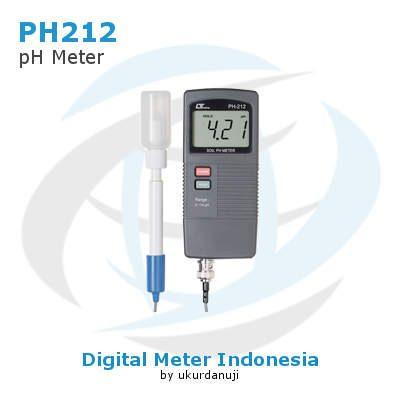 Alat Ukur pH Lutron PH212