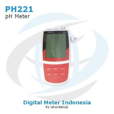 Alat Ukur pH AMTAST PH221