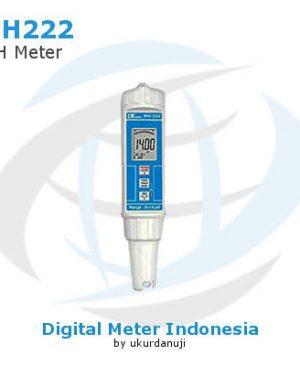 Alat Ukur pH Lutron PH222