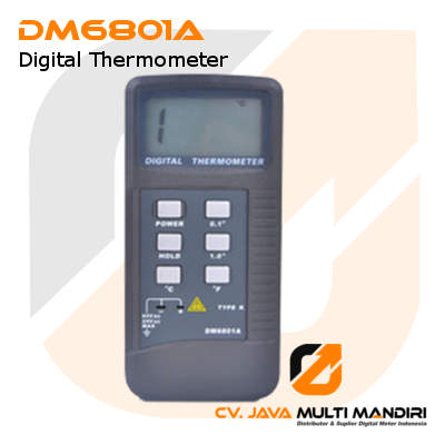 Alat Ukur Suhu Digital DM6801A