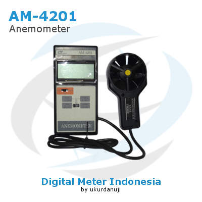 Anemometer Digital LUTRON AM-4201