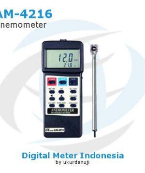Alat Ukur Anemometers Digital LUTRON AM-4216