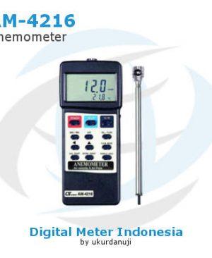 Alat Ukur Anemometers Digital LUTRON AM-4216