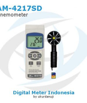 Alat Ukur Anemometers LUTRON AM-4217SD