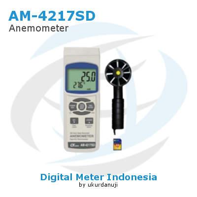 Alat Ukur Anemometers LUTRON AM-4217SD