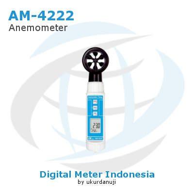Alat Ukur Anemometers LUTRON AM-4222