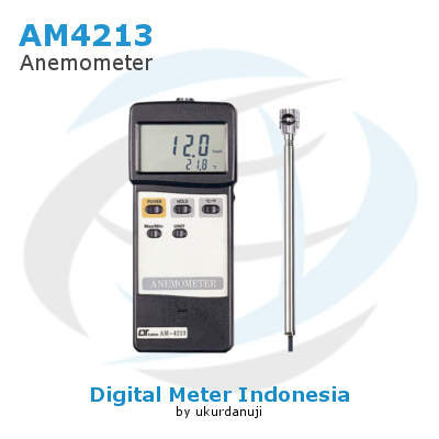 Alat Ukur Anemometers Digital LUTRON AM4213