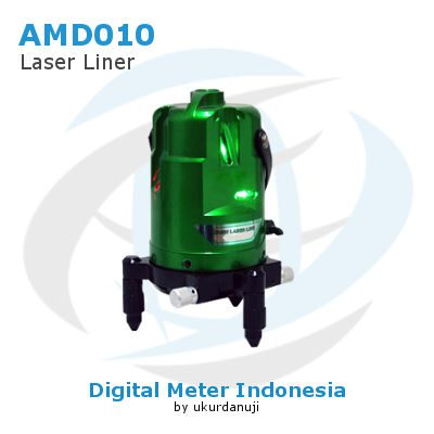 Alat Ukur Laser Liner AMTAST AMD010