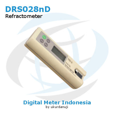 Alat Ukur Refractometer Digital AMTAST DRS028nD