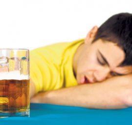 Bahaya Alkohol Bagi Tubuh