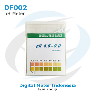 Alat Ukur pH Kertas AMTAST DF002