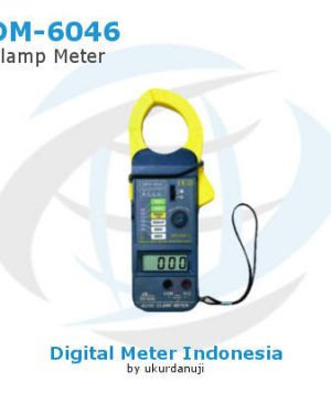 Clamp Meter Digital Lutron DM-6046